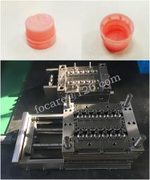Пресс-форма для крышки для ПЭТ-флаконов