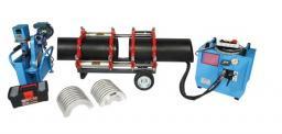 Аппараты для стыковой сварки ПЭ труб Turan Makina AL 315