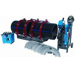 Аппарат для стыковой сварки ПЭ труб Turan Makina AL 500