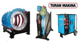 Аппарат для стыковой сварки ПЭ труб Turan Makina AL 630
