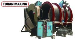 Аппарат для стыковой сварки ПЭ труб Turan Makina AL 800