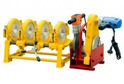 Сварочный агрегат для стыковой сварки ПЭ трубы
