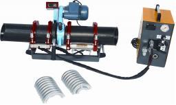 Устройство для стыковой сварки ПЭ труб Turan Makina AL 16