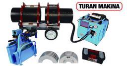 Устройство для стыковой сварки ПЭ труб Turan Makina AL 250