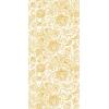 Панель ПВХ Текстильный орнамент Золото 350-4