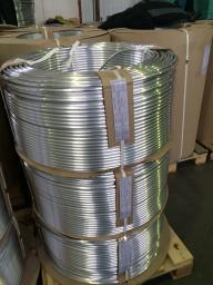 Алюминиевые трубы для бытовых и промышленных кондиционеров.