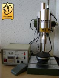 УЗ пневмопресс для сварки полимеров МЭФ83