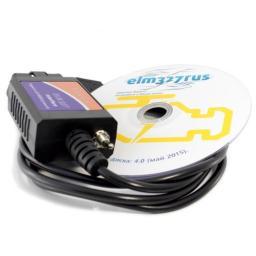 ELM327 USB с переключателем 1.5