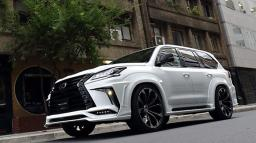 Обвес Artisan для Lexus LX570 2016 Original Japan