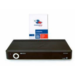 """Ресивер GS E502 """"Триколор ТВ"""" 2-х тюнерный сервер с жестким диском"""