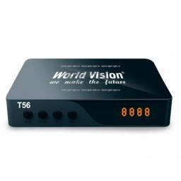 Эфирный ресивер World Vision T56