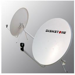 Спутниковая антенна DishStone 0,6 м. с кронштейном