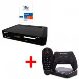 Ресивер-сервер GS E501 + Игровая приставка GameKit