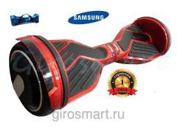 Гироскутер Smart Genesis ( Porshe). 5 поколение. Красный