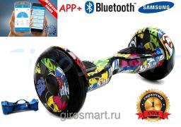 Гироскутер Smart Balance PRO. 6 поколение. Premium. Хип-хоп. Bluetooth. C APP.