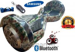 Гироскутер  Smart . 4 поколение. Ламбо. Верхняя led- подсветка. Bluetooth. Хаки