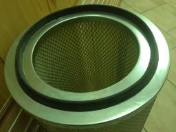 Фильтрующие картриджи, кассеты к дробеметной установке OMSG, картриджи для пылеулавителей FAC/FX.