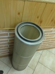Фильтрующие патроны 4-12601-0005, 4-12601-1014, 4-12601-1050, 4-12600-8011, 4-12901-8005 для фильтр дробемета SLF Oberflachentechnik.