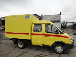 Автомастерские ГАЗ 33023 Газель фермер