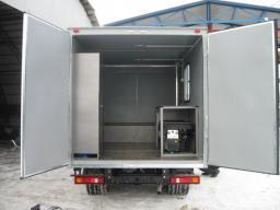 Производство фургонов автомастерских