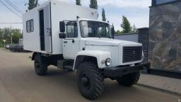 Автомастерские ГАЗ 33081 Садко и Егерь