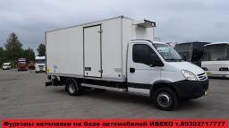 Автолавки IVECO ( Ивеко )