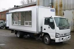 Автолавки Isuzu ( Исузу )
