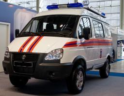 Передвижные лаборатории на базе автомобилей ГАЗ