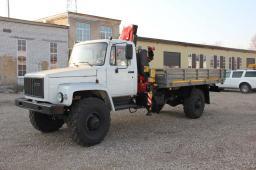 Переоборудование автомобилей ГАЗ 33081 Садко