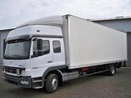 Переоборудование грузовых автомобилей Mercedes ( Мерседес )