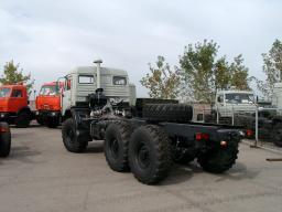 Переоборудование автомобилей КАМАЗ