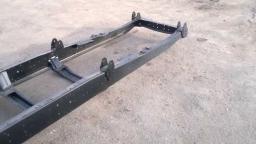 Удлиненные рамы на ГАЗ-3309
