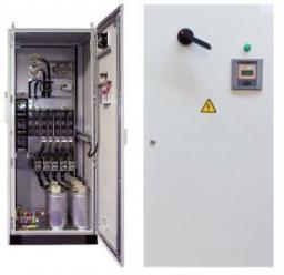 Конденсаторные установки компенсации реактивной мощности КРМ 0 4