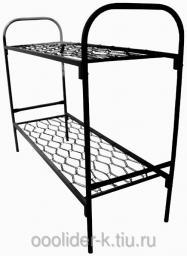 Кровать двухъярусная КМП-2