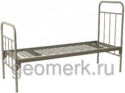 Кровать одноярусная армейская ГОСТ 2056-77