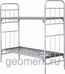 Кровать двухъярусная армейская ГОСТ 2056-77