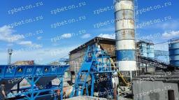 Бетонный завод HZS 40