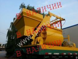 Бетонный завод (БРУ) стационарный скиповый 25 куб/час