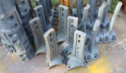 Лопасти и рычаги для бетоносмесителя