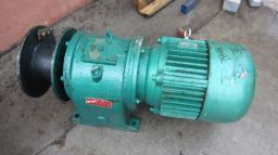 Двигатели и редукторы для бетоносмесителей