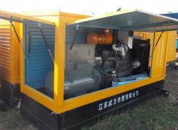 Дизельгенератор (дизельная электростанция)Weili 150GF/C