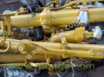 Гидроцилиндр перекоса отвала на бульдозер Shantui SD16