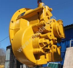 Гидротрансформатор на бульдозер Shantui SD16