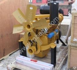 Двигатель в сборе Weichai WD10G178E25 на Shantui SD16