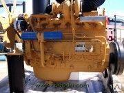 Двигатель в сборе С6121 (САТ 3306В) на бульдозер Shantui SD16