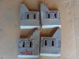 Лопатки бетоносмесителя