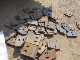 Лопатки в бетоносмеситель