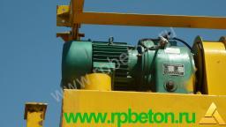 Двигатель скипа бетоносмесителя JS500, JS750, JS1000, JS1500, JS2000