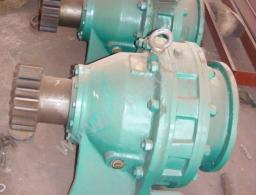 Редуктор двигателя скипа бетоносмесителя JS500, JS750, JS1000, JS1500, JS2000