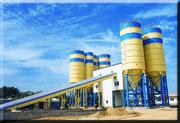 Стационарные бетонные заводы серии GiTech в наличии